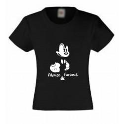 T-shirt enfant - Mouse & Furious