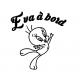 """Sticker """"bébé/enfant à bord"""" - Titi"""